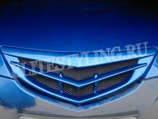 Решетка Mazda 3 хэтчбек