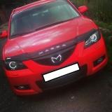 Реснички Mazda 3 хэтчбек «Соrner-хэтч»
